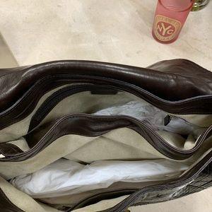 Anya Hindmarch Bags - ANYA HINDMARCH PYTHON 🐍 SHOULDER BAG IN BROWN